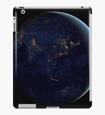 GLOBAL NIGHT iPad Case/Skin
