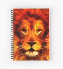 Rawr Spiral Notebook
