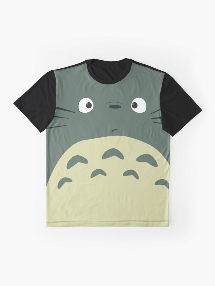 Alternative Ansicht von Totoro Grafik T-Shirt