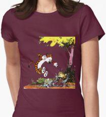 Calvin and Hobbes Playground T-Shirt