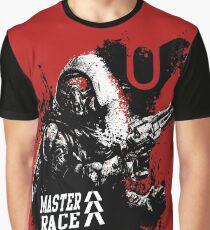 Hunter Master Race Graphic T-Shirt