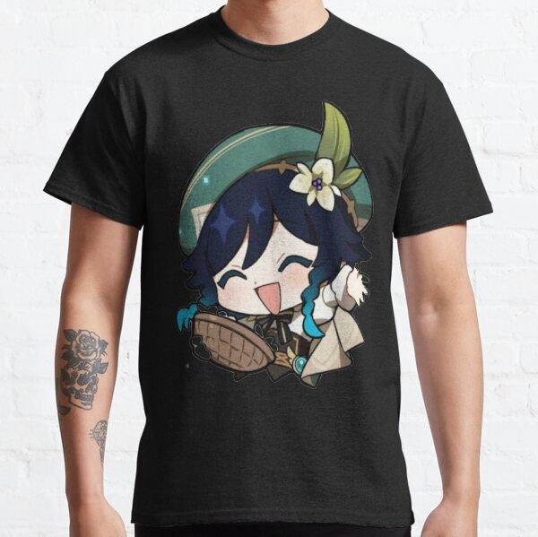Genshin Impact Chibi Childe Classic T-Shirt