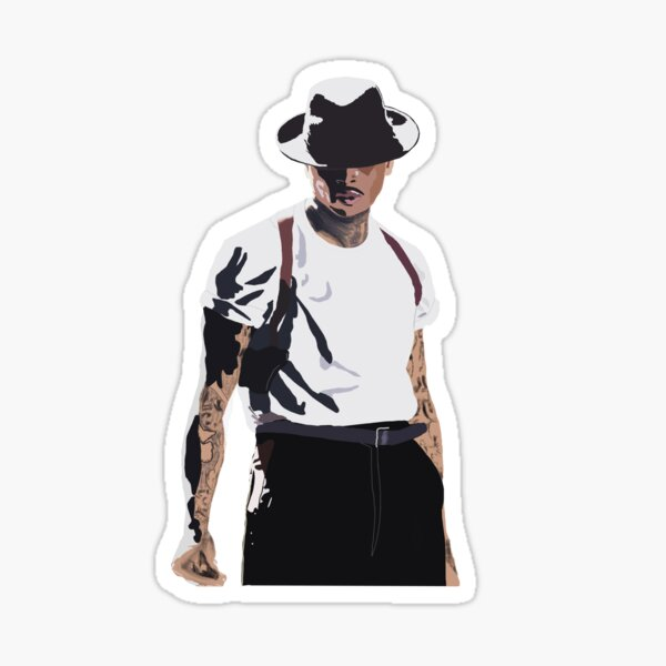 Chris Brown ft. Young Thug - *City Girls* Sticker