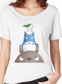 cute totoro  Women's Relaxed Fit T-Shirt