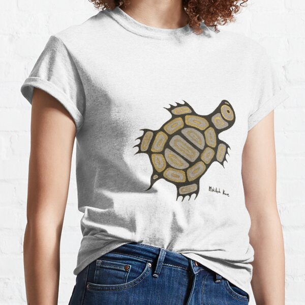 Mishiikenh transparent background Classic T-Shirt