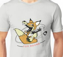 MGS - 90's Foxhound insignia Unisex T-Shirt