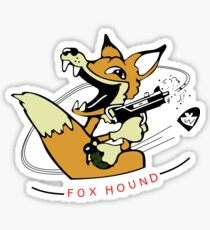 MGS - 90's Foxhound insignia Sticker