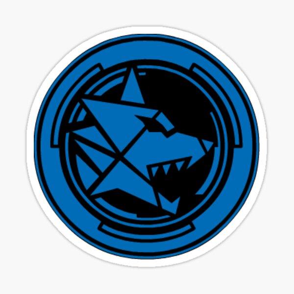 Kamen Rider Zero-One: Shooting Wolf Sticker Sticker