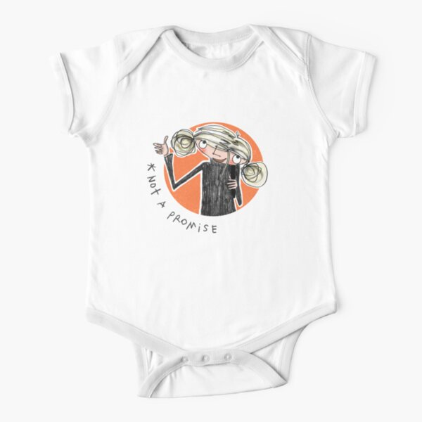 Beatrice Zinker - Thumbs Up Pose Short Sleeve Baby One-Piece