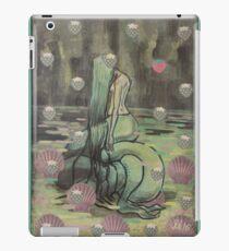 Unhappy Mermaid iPad Case/Skin