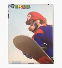 mario 2 iPad Case/Skin