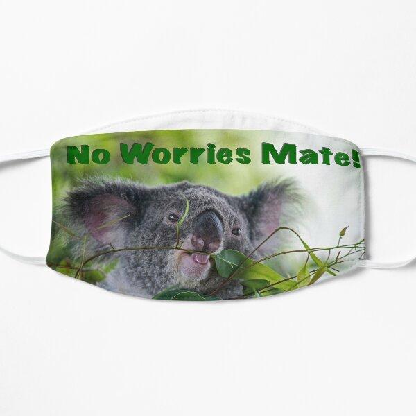 Koala No worries Flat Mask