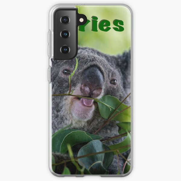 Koala No worries Samsung Galaxy Soft Case