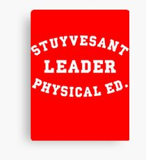 Stuyvesant LEADER Physical ED. Canvas Print