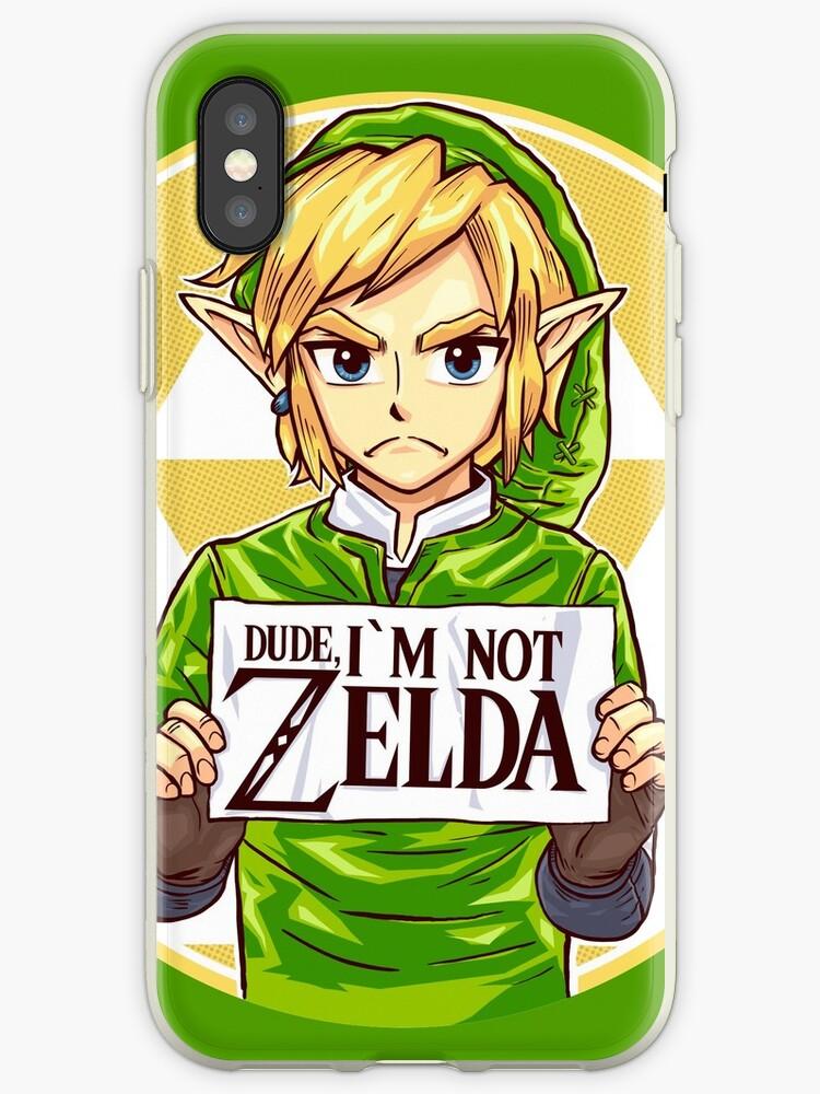 coque iphone 4 zelda