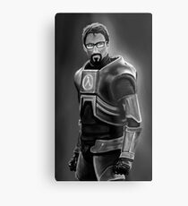 Gordon Freeman Metal Print
