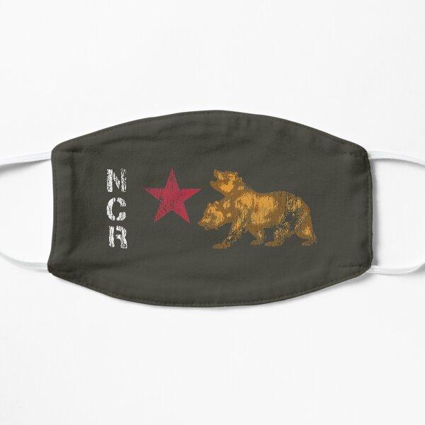 Símbolo NCR Mascarilla plana