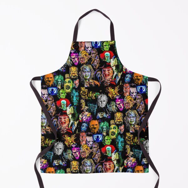 horror collection  Apron