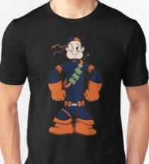 POPEYE THE TERMINATOR Unisex T-Shirt