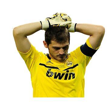 Iker Casillas by awasaf