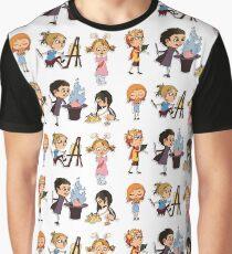 Vector children set Graphic T-Shirt