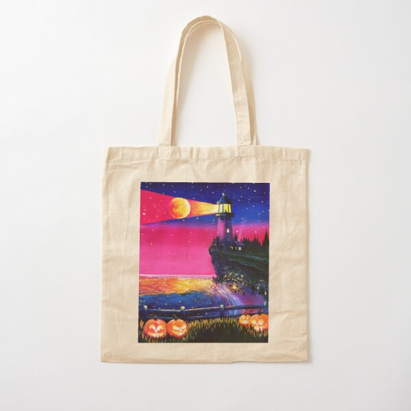 Projections: November Cotton Tote Bag