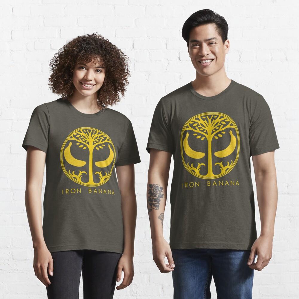 IRON BANANA Essential T-Shirt