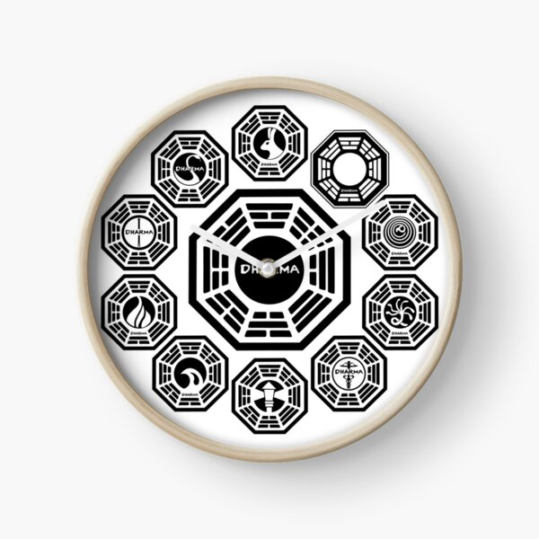 DHARMA Initiative Clock
