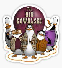The Big Kowalski Sticker