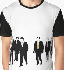 Reservoir Dogs Movie Graphic T-Shirt