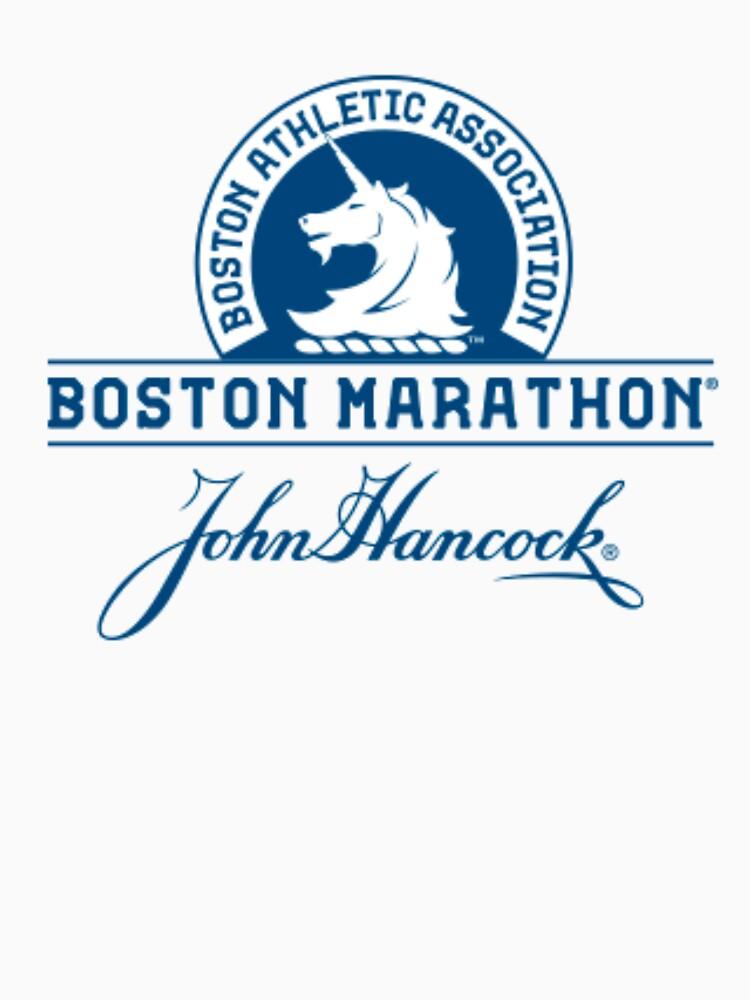 Boston Marathon by Ryanwarrick