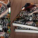 Debra Kristi - The Moorigad Dragon Commision Book Cover by Adara Rosalie