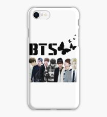 bts - butterfly inspired iPhone Case/Skin