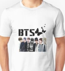 bts - butterfly inspired Unisex T-Shirt