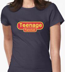 Teenage Fanclub Womens Fitted T-Shirt
