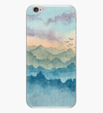 Deep within the mountains iPhone Case