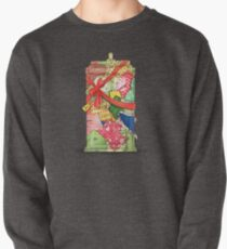 The best present in all of space and time Pullover Sweatshirt