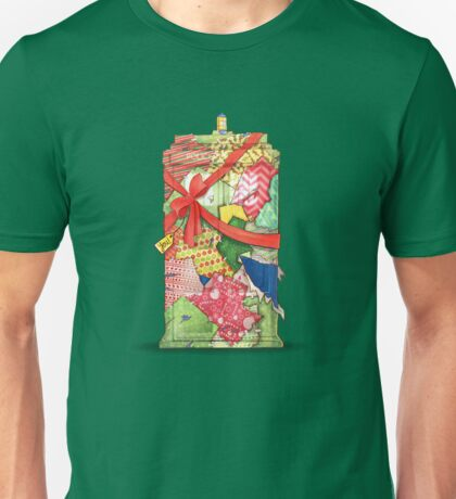The best present in all of space and time Unisex T-Shirt