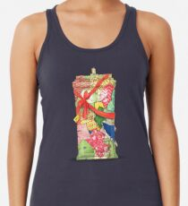 The best present in all of space and time Racerback Tank Top