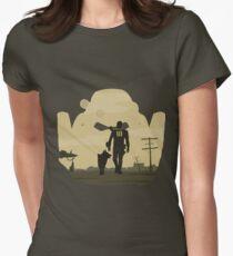 Vault Wanderer Women's Fitted T-Shirt