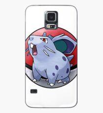 Nidoran (female) pokeball - pokemon Case/Skin for Samsung Galaxy