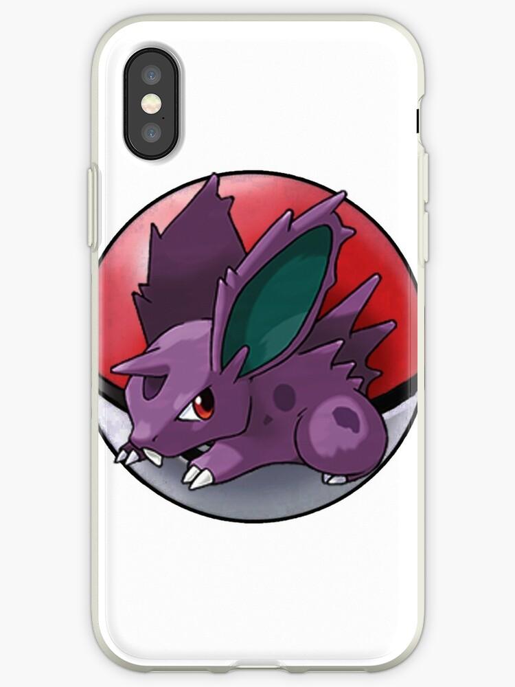 541977ef3 Nidoran (male) pokeball - pokemon