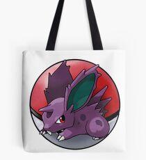 Nidoran (male) pokeball - pokemon Tote Bag