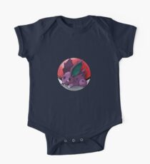 Nidoran (male) pokeball - pokemon One Piece - Short Sleeve