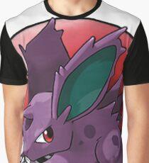 Nidoran (male) pokeball - pokemon Graphic T-Shirt
