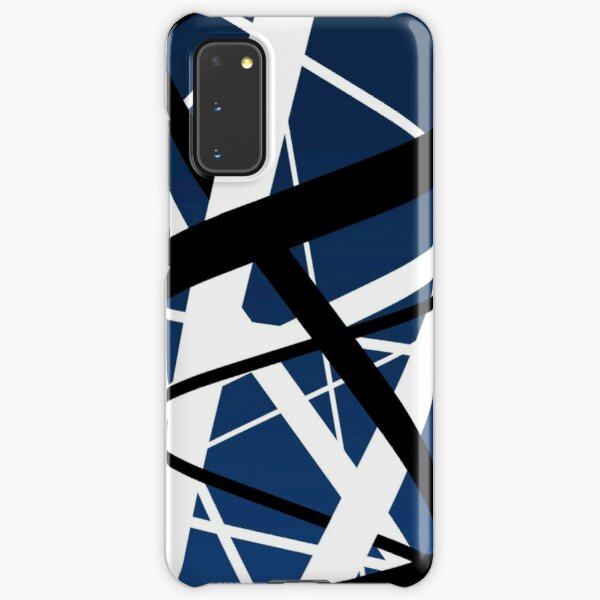 blue stripes look Samsung Galaxy Snap Case