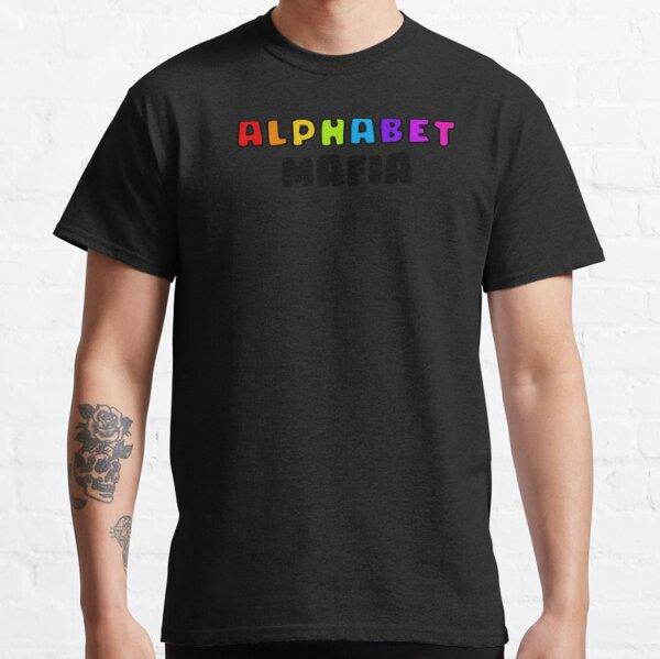 Alphabet mafia lgbtqia Classic T-Shirt