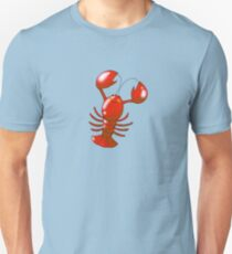 Cute red lobster T-Shirt