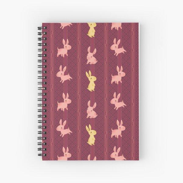 Nugs Spiral Notebook