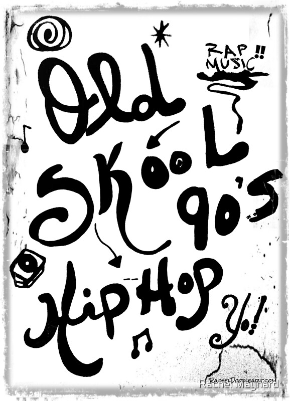 old skool 90s